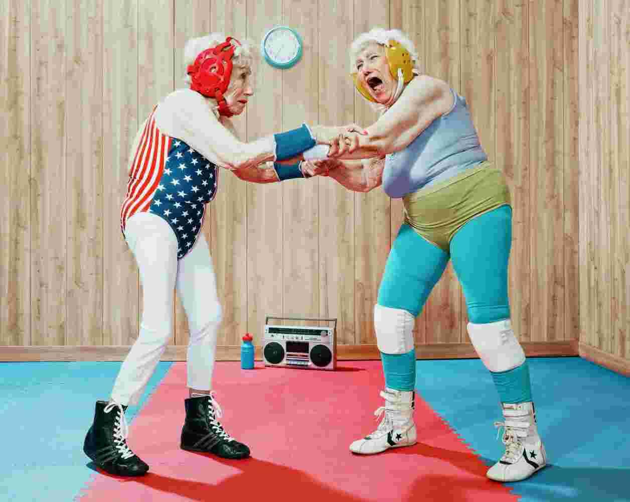 Goldenyears Wrestling 7