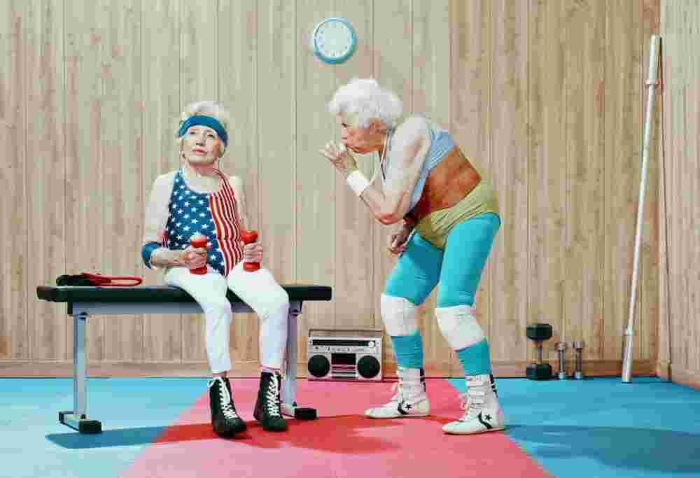 Goldenyears Wrestling 8