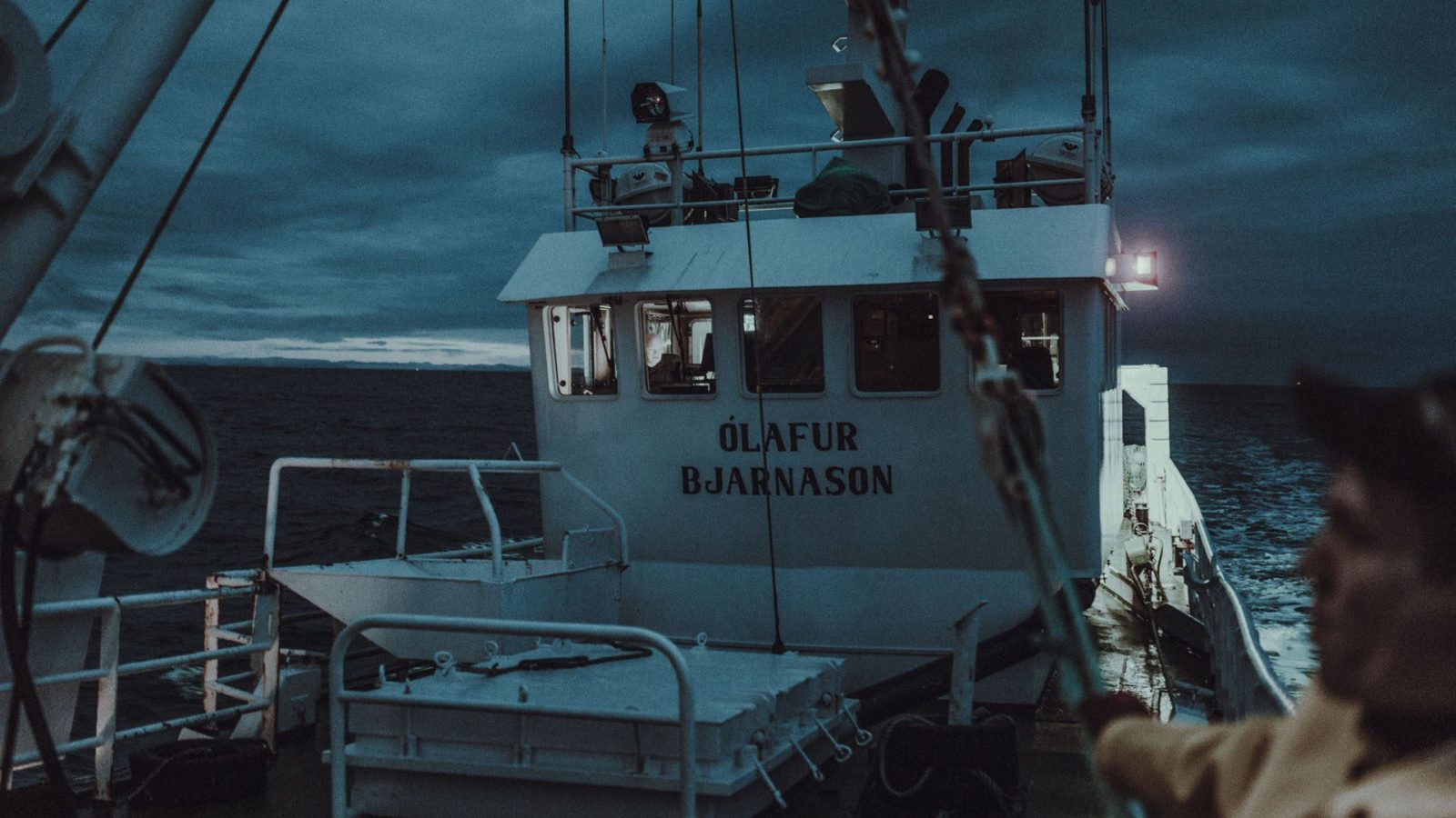 Deanbradshaw Fishermen Iceland 1