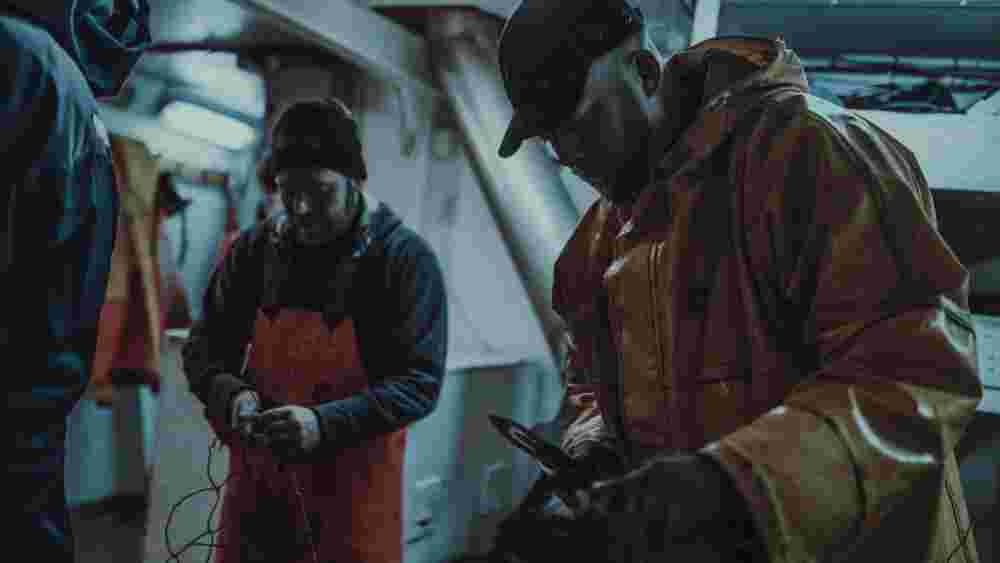 Deanbradshaw Fishermen Iceland 34