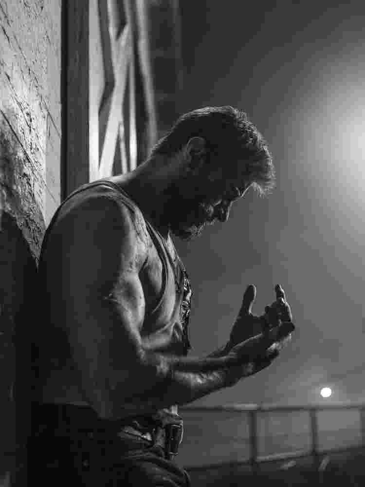 Wolverine Deanbradshaw Logan17